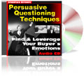 Persuasive Questioing Techniques Sales Training Course CD